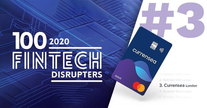 100 FinTech Disruptors