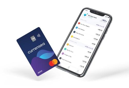 Currensea app