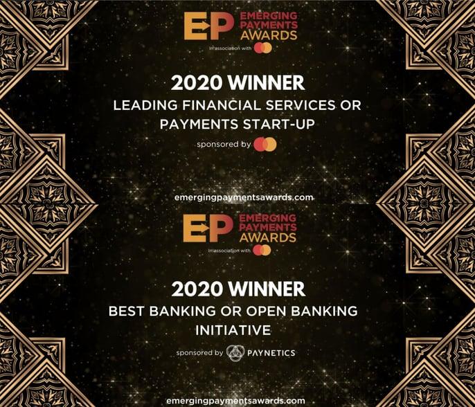 EP Awards 2020 Winner