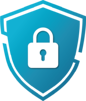Secured with the latest bank security and encryption technology
