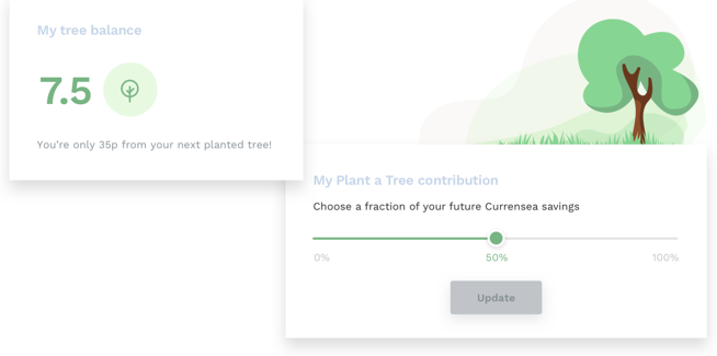Get started on planting some trees