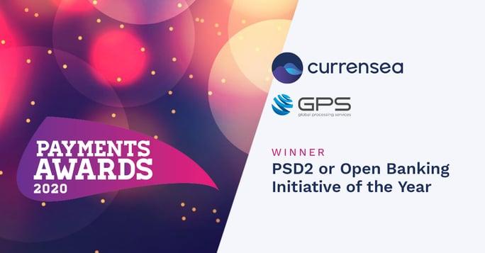 payment awards 2020