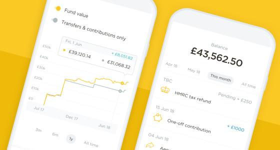 pension bee app