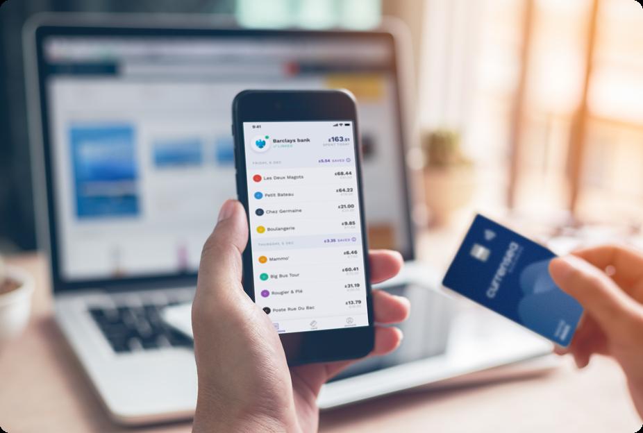 Currensea - debit card business opportunities