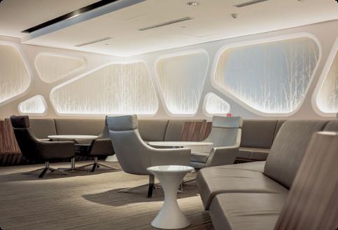 LoungeKey lounge access