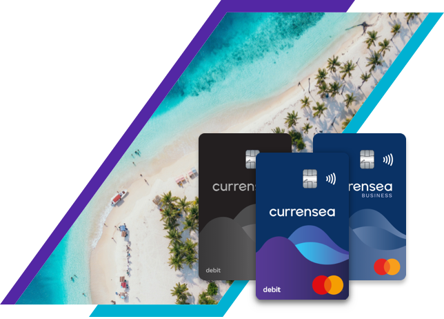 Currensea - Travel Spend Done Differently