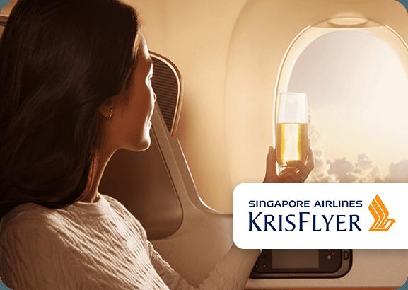 Singapore Airlines - KrisFlyer