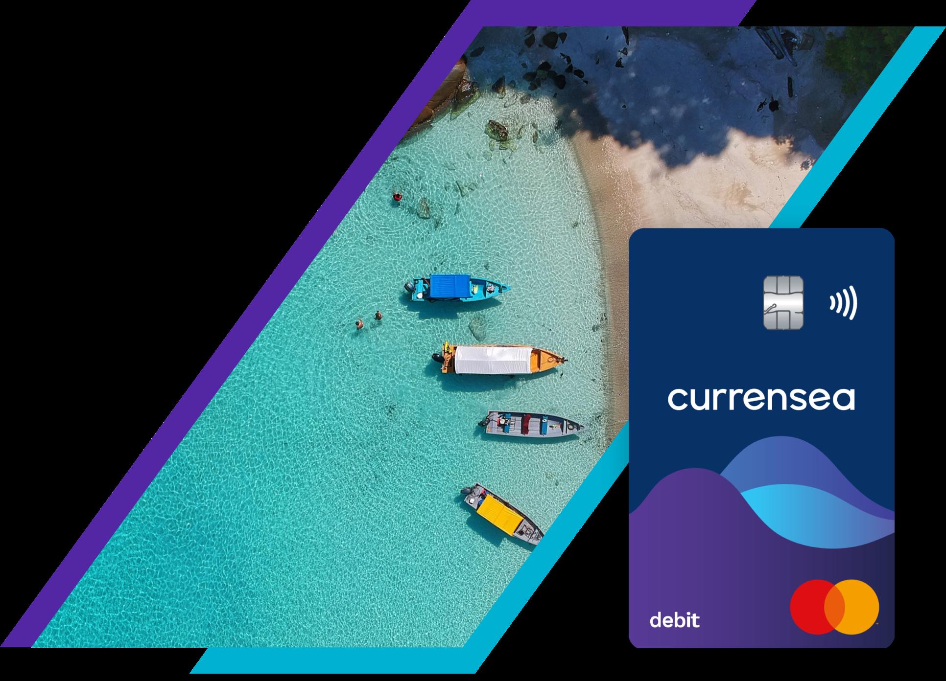 How Currensea compares for desktop